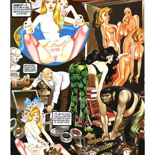 Oh Wicked Wanda 5 by Ron Embleton, Frederic Mullally