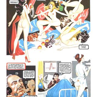 Oh Wicked Wanda 1 by Ron Embleton, Frederic Mullally