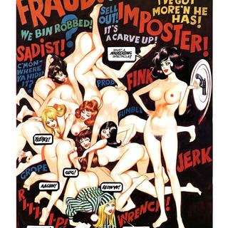 Oh Wicked Wanda 2 by Ron Embleton, Frederic Mullally