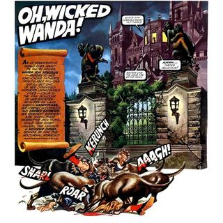 Oh Wicked Wanda 15 by Ron Embleton, Frederic Mullally