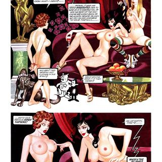 Oh Wicked Wanda 10 by Ron Embleton, Frederic Mullally