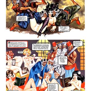 Oh Wicked Wanda 13 by Ron Embleton, Frederic Mullally