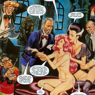 Sweet Chastity by Ron Embleton