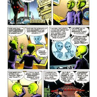 Mars Wants Bettie by Russ Heath