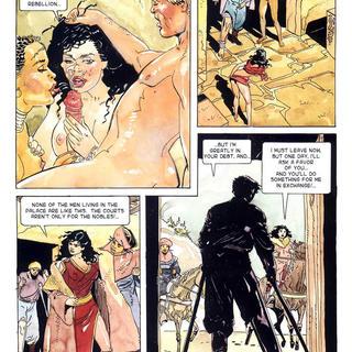 The Black Czarina by Salomon Grundig