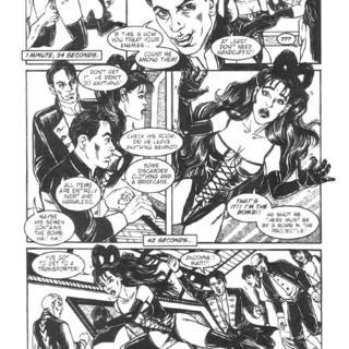 Sin Metal Sirens 1 by Sandra Chang