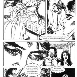 Sheedeva 3 by Sandra Chang