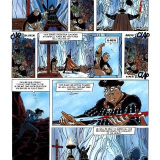 The Song of Excalibur 4 by Scotch Arleston, Eric Huebsch