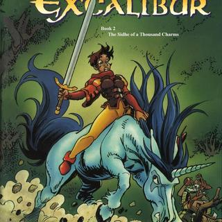 The Song of Excalibur 2 by Scotch Arleston, Eric Huebsch