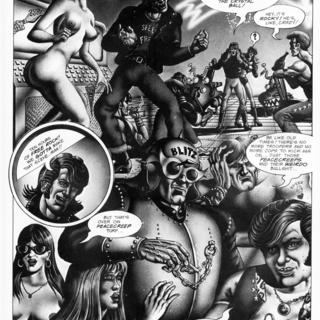Psychorock by Sergio Macebo