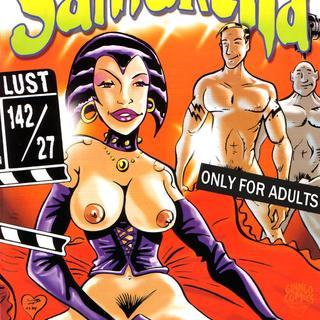 Samurella 2 by Stephan Hagenow