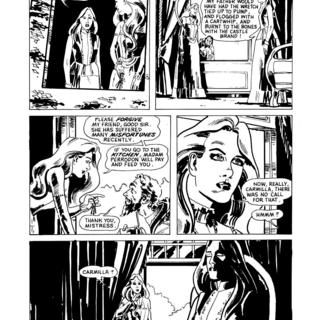 Carmilla 2 by Steven Jones, John Ross