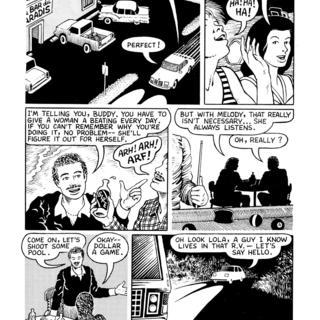 Lunatic Lola by Sylvie Rancourt, Jacques Boivin