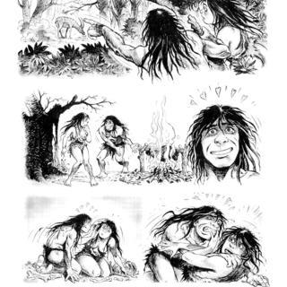 Cave Bang 3 by Tayyar Ozkan