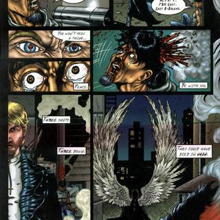Broken Halo by Timothy Vigil