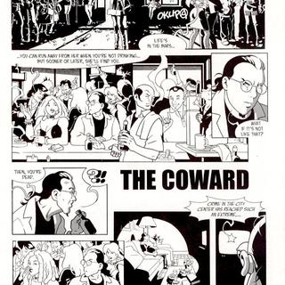 The Coward by Tobalina