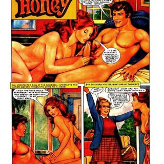 Honey 15 by Tom Garst