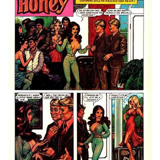Honey 1 by Tom Garst