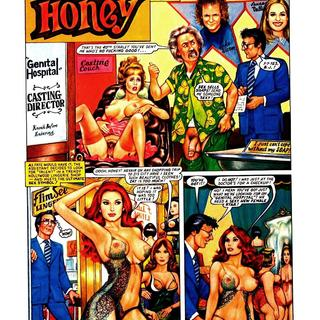 Honey 16 by Tom Garst