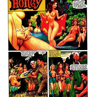 Honey 19 by Tom Garst