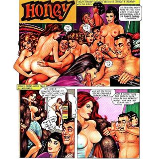 Honey 6 by Tom Garst