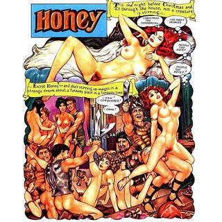 Honey 4 by Tom Garst