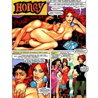Honey 8 by Tom Garst