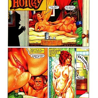 Honey 17 by Tom Garst