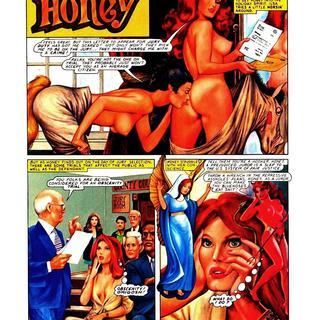 Honey 21 by Tom Garst