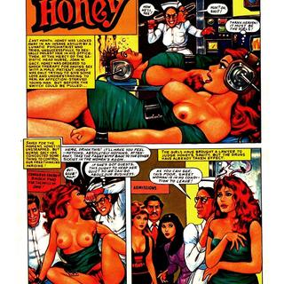 Honey 12 by Tom Garst
