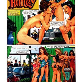 Honey 18 by Tom Garst