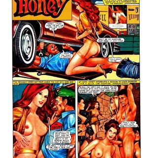 Honey 25 by Tom Garst