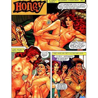 Honey 7 by Tom Garst