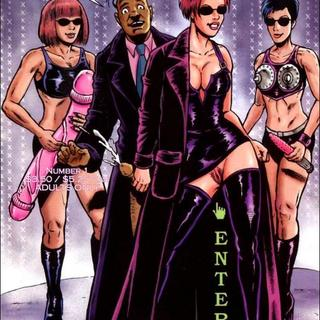 The Matrixxx by Tony Libido