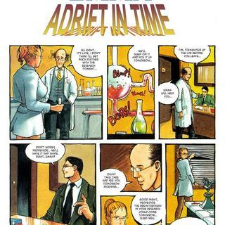Emma Adrift In Time by Topaz