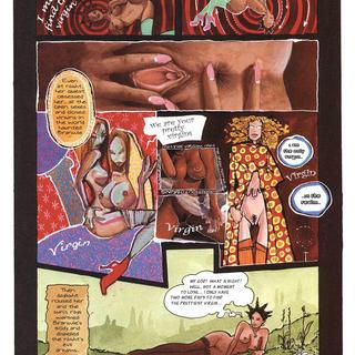 The Virgin Sacrifice by Topaz