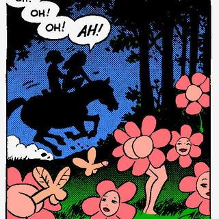 Malice in Wonderland 3 by Wallace Wood