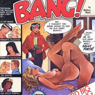 Bang by Wallace Wood