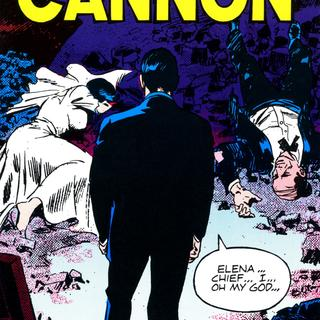 Cannon 7 Revenge for a Lost Love by Wallace Wood
