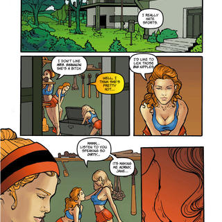 School Girls Revenge 4 by Yair Herrers