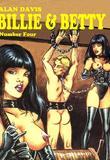 Billie and Betty 4 by Alan Davis