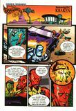 Racing Rod in Releasing the Kraken by Dave Johnson
