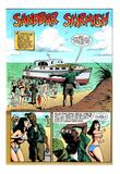 Sandbar Skirmish by Gilbert Hernandez, Russ Heath