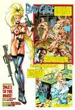 Bad Girl by John Nubbin, Sean Shaw