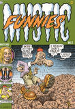 Mystic Funnies 2 by Robert Crumb